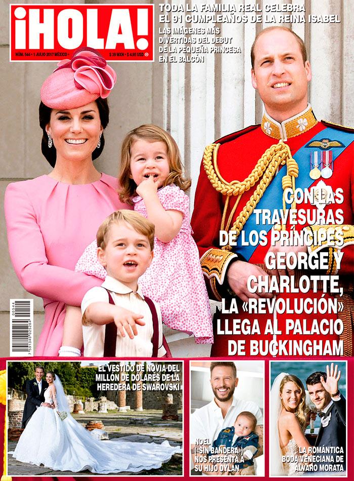 En ¡HOLA!, toda la familia real inglesa celebra el 91 cumpleaños de ...