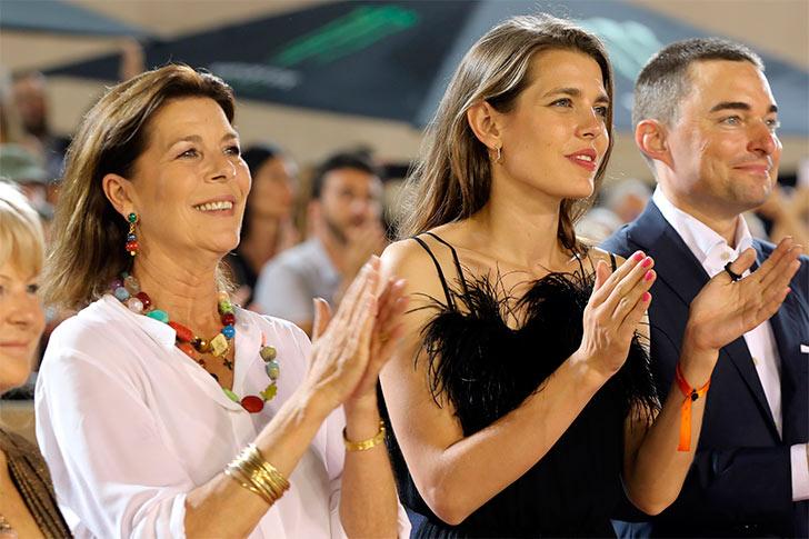 Carlota Casiraghi y la presentación 'oficial' de su nuevo novio