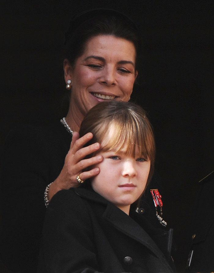 Alexandra de Hannover, la Alteza Real de los Grimaldi, cumple la mayoría de edad
