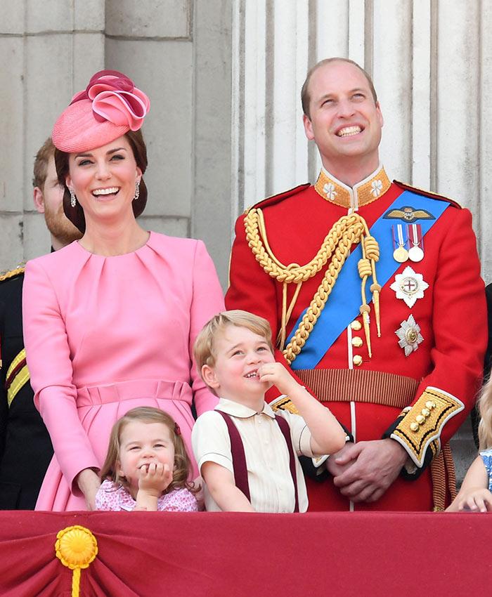 Los Duques de Cambridge están esperando su tercer hijo