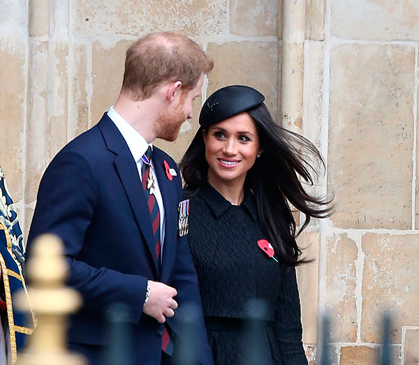 El príncipe Enrique y Meghan eligieron la carroza para la boda real
