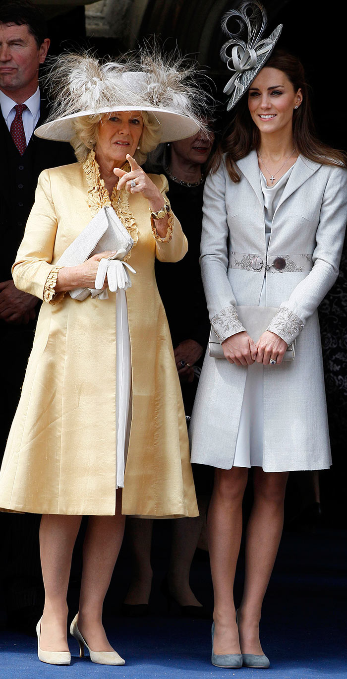 Kate Middleton atuendos boda