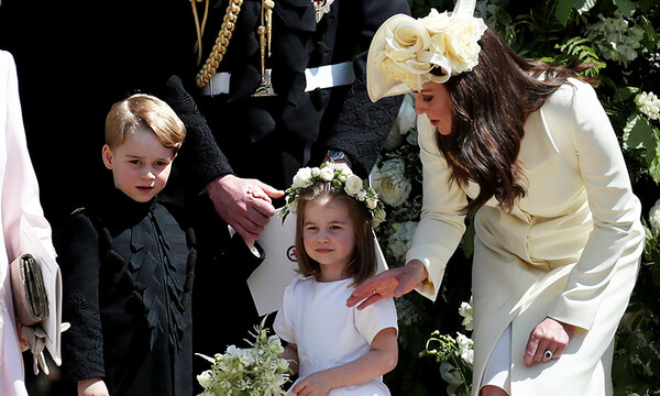 Kate Middleton hijos
