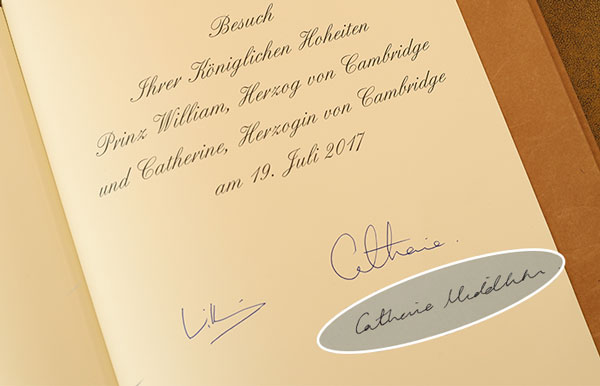 Firma Kate Middleton