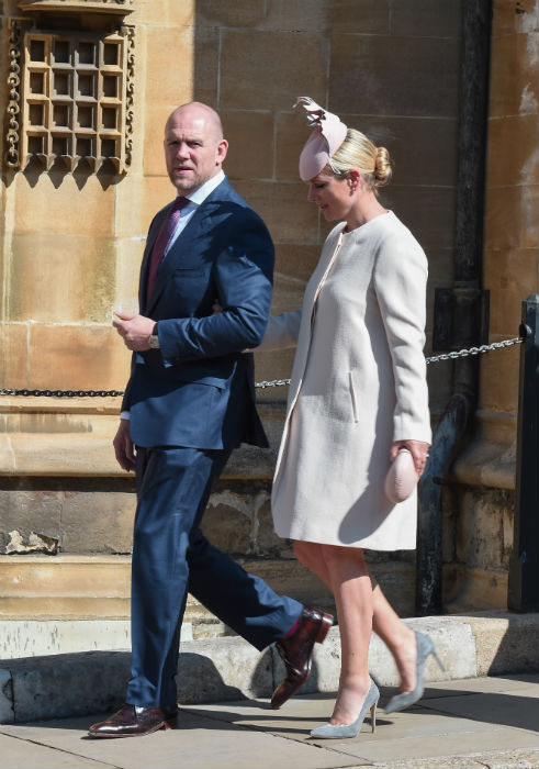 mike-tindall-zara-tindall-church