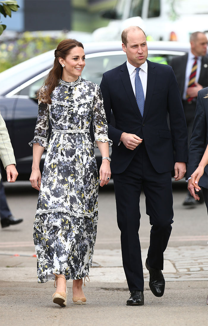 Príncipe William y Kate Middleton