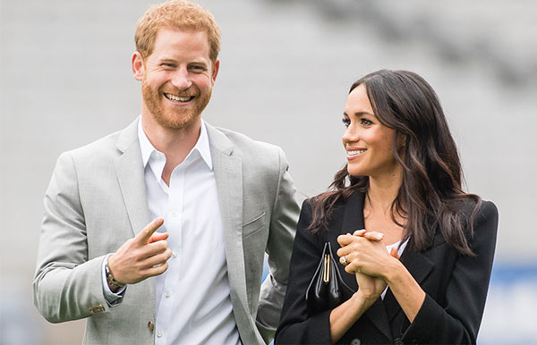 Harry y Meghan