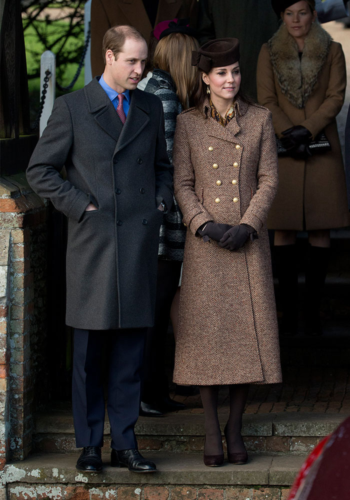 Kate Middleton y Príncipe William