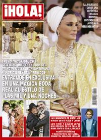 Revista ¡HOLA! Nº 412
