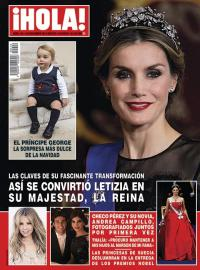 Revista ¡HOLA! Nº 416
