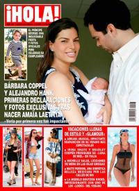 Revista ¡HOLA! Nº 498