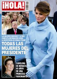 Revista ¡HOLA! Nº 522