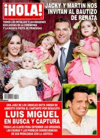 Revista ¡HOLA! Nº 535