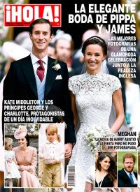 Revista ¡HOLA! Nº 540
