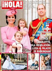 Revista ¡HOLA! Nº 544