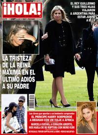 Revista ¡HOLA! Nº 551