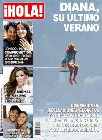 Revista ¡HOLA! Nº 552