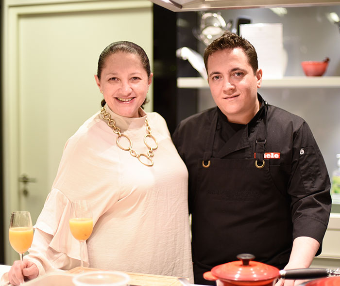 Daniel Ovadía ofrece una deliciosa experiencia gourmet