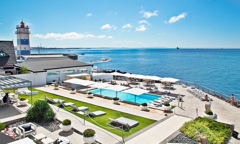 La mejor comida a orillas del atl ntico portugu s for Hotel design genes