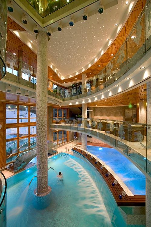 Un verano de lujo en andorra - Sport hotel hermitage soldeu ...