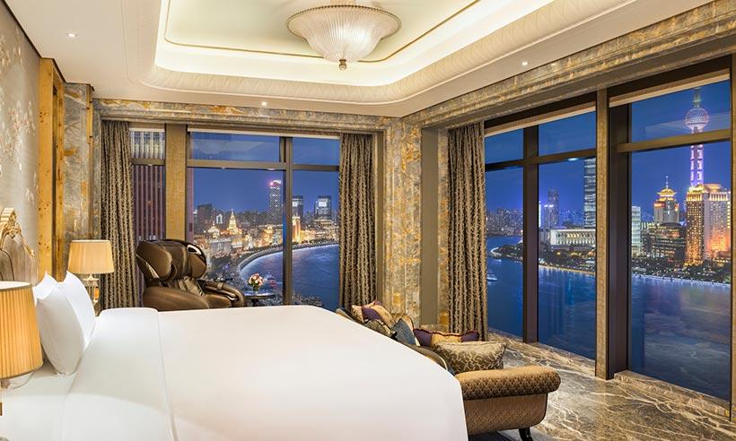 El Hotel M 225 S Lujoso De Asia Probablemente Est 225 En Shanghai