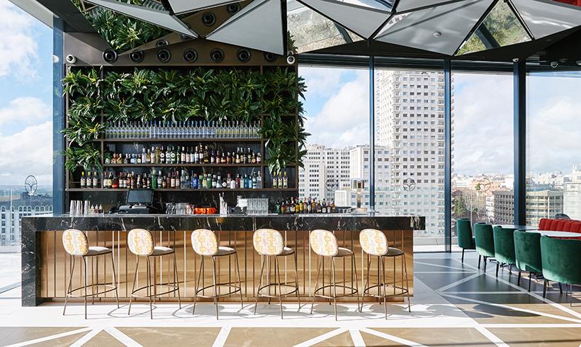 Dise o arte y una estancia de cinco estrellas en el for Hotel design genes