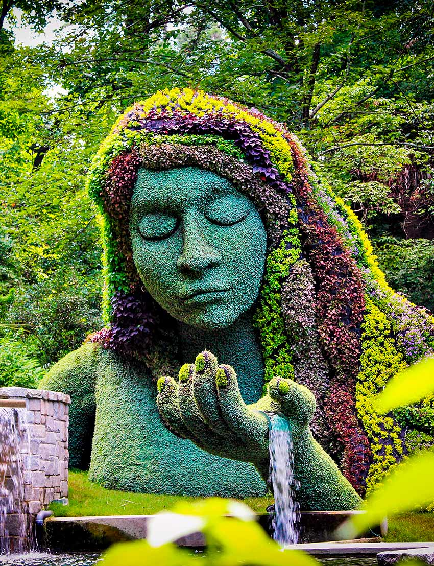 Jardín Botánico de Atlanta