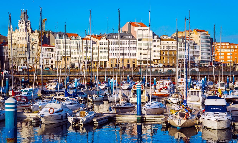 Los lugares de A Coruña de los que presumen los coruñeses ...